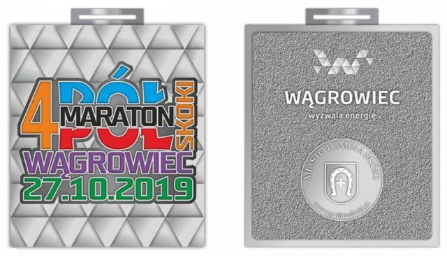 IV Półmaraton Wągrowiec - Skoki