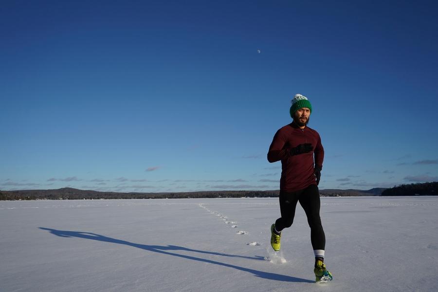 Dlaczego warto biegać zimą?