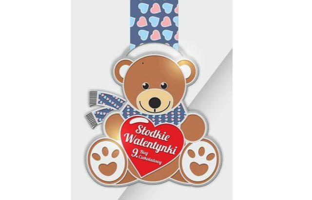 9. Bieg Czekoladowy - Słodkie Walentynki