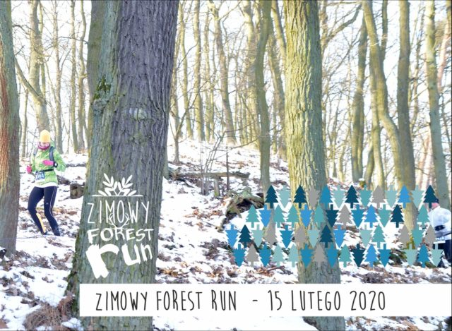 Zimowy Forest Run 2020