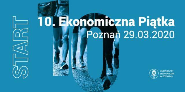 10. jubileuszowa Ekonomiczna Piątka