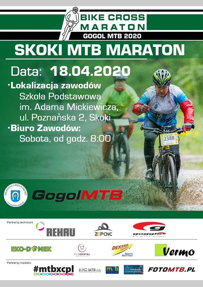 Skoki MTB Maraton 2020