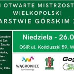 XVI Otwarte Mistrzostwa Wielkopolski w kolarstwie górskim XC MTB