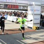 Meta półmaratonu poznańskiego - Tomasz Makowski