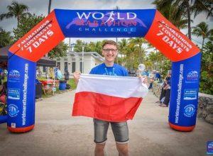 Jak wygrać World Marathon Challenge? Wywiad z Miłoszem Pasiecznikiem
