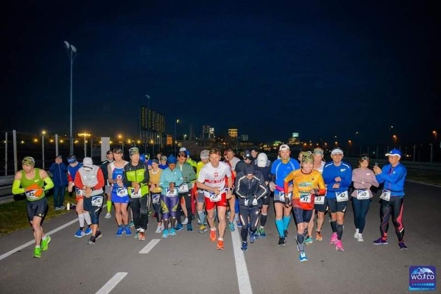 Start w Madrycie, World Marathon Challenge