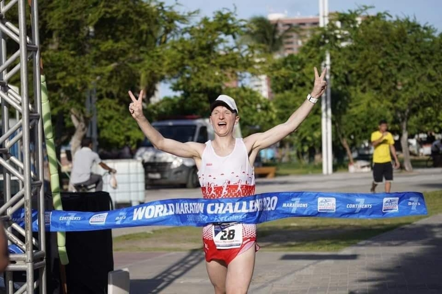 Meta w Madrycie, World Marathon Challenge