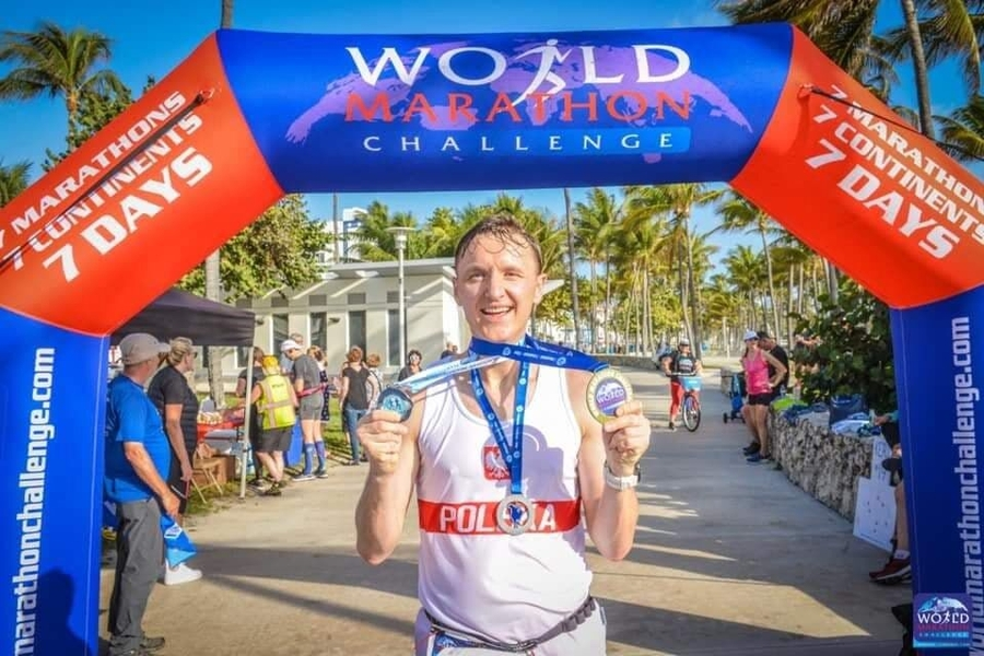 Meta w Miami, World Marathon Challenge