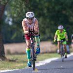 Triathlon Bydgoszcz-Borówno, fot. Pawel Naskrent / maratomania.pl