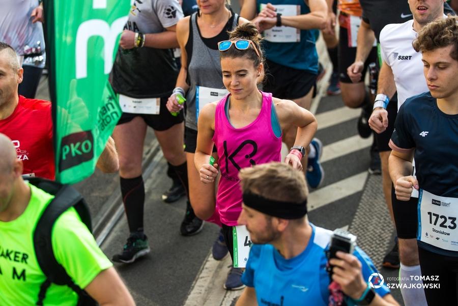 20. PKO Poznań Maraton - Zofia Wawrzyniak-Wacko