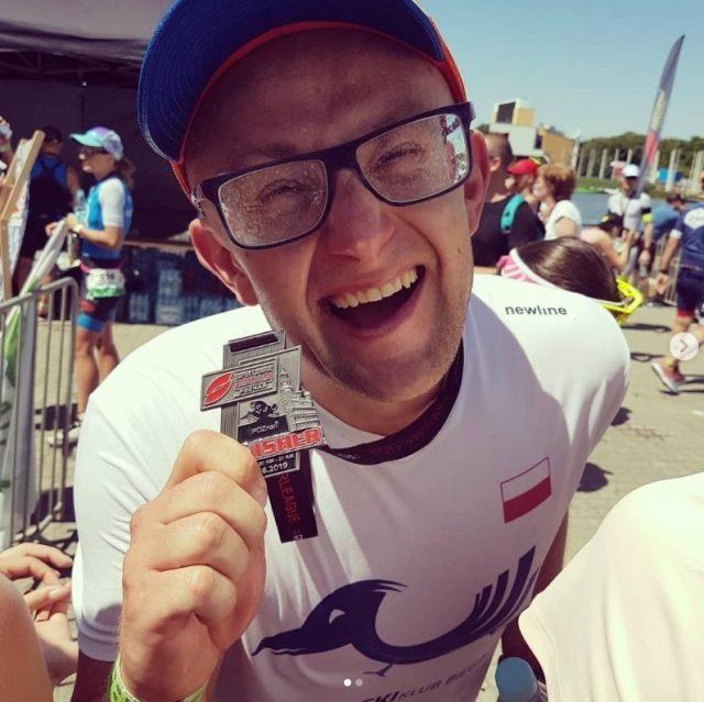 O triathlonie i Wronieckim Klubie Biegacza – wywiad z Bartoszem Roszakiem