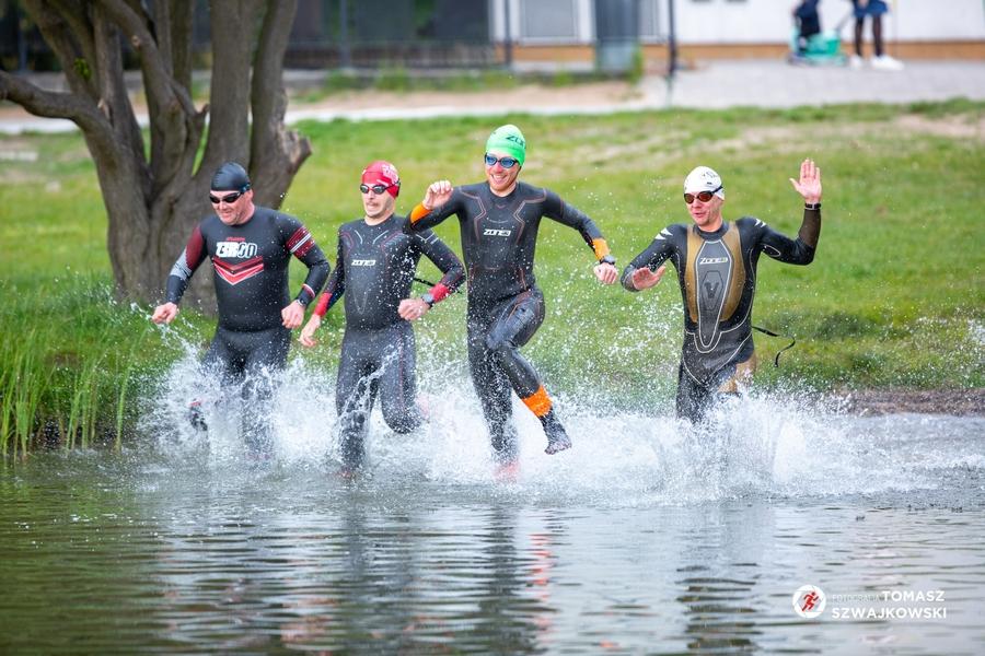 Piotr Myślak o triathlonowych treningach