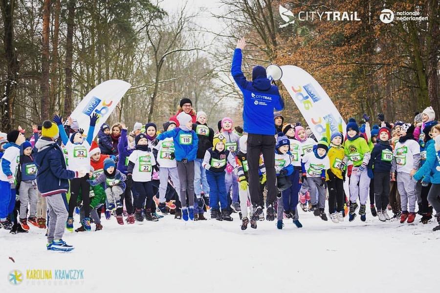 City Trail - jesienno-zimowy cykl biegów przełajowych, fot. Karolina Krawczyk